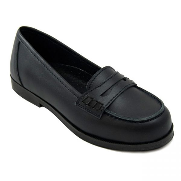 Alejandra Boxcalf – zapato colegial de piel