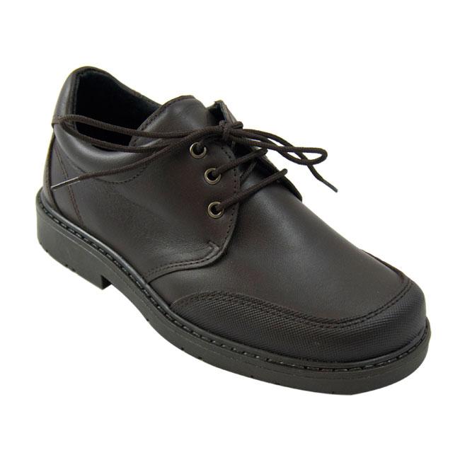 Kike - zapato colegial de piel