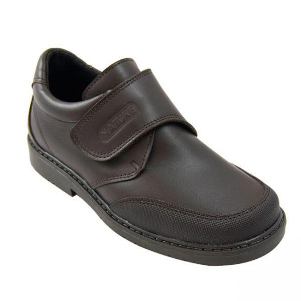 Marcos – zapato colegial de piel