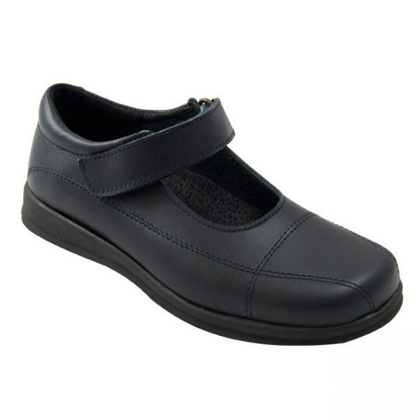 Martina- zapato colegial de piel