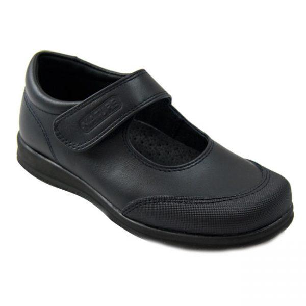 Paola – zapato colegial de piel